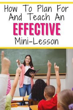 Do you know how to teach a mini-lesson? Are you unsure how to effectively teach a reading mini-lesson in upper elementary? In this video, I explain what a mini lesson is, why mini lessons are effective and how to effectively implement them in your classroom. I also give you some great tips on how to find mentor text for your mini lessons! Teaching 5th Grade, 5th Grade Reading, Student Reading, Help Teaching, Teaching Strategies, Teaching Reading, Guided Reading, Teaching Ideas, Reading Resources