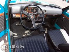interior chevette turbo