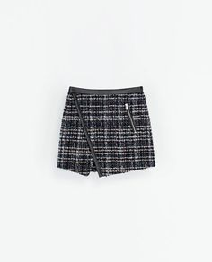 Image 6 of COMBINATION SKIRT from Zara