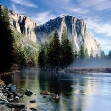 Visit Yosemite National Park.