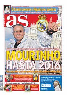 Así llega la prensa deportiva de este miércoles 23 de mayo de 2012: http://www.elenganche.es/prensa