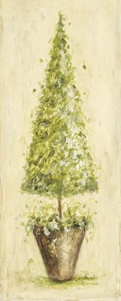 Topiary Ii by Bowman, Antonette - Wall Art Giclee Print or Canvas