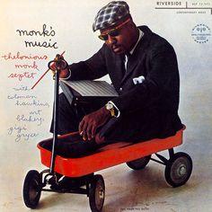 "Thelonious Monk - ""Monk's Music"""