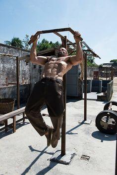 Workout Like Jason Statham! -