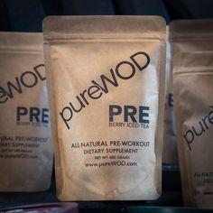 pureWOD PRE
