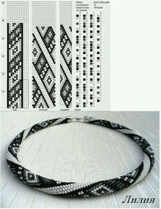 Excellent video tutorial for making bead rope jewelry. Russian language but very clear technique. Also many variations of ropes with pictures and the bead sequence shown. Rope Jewelry, Bead Jewellery, Seed Bead Jewelry, Beaded Jewelry, Rope Necklace, Bead Earrings, Seed Beads, Beaded Necklace, Bead Crochet Patterns