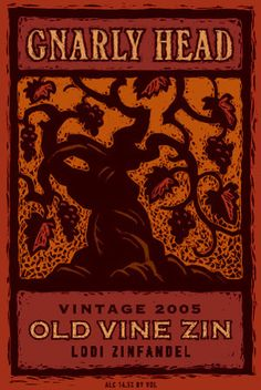 Gnarly Head Old Vine Zin-very good for the price, and the label is cool too