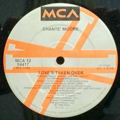 Chante Moore Love's Taken Over Extended Version & Quiet Storm Version ビート無しのQuiet Stormも結構捨てがたい  #chantemoore #lovestakenover #グラウンドビート #randb