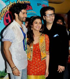 Humpty Sharma Ki Dulhania Trailer Launch