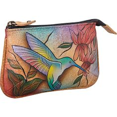 #Anuschka, #LadiesSmallWallets, #LadiesWallets