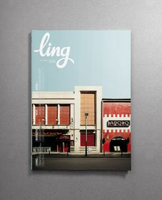 ling #mag #magazine #cover
