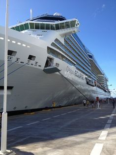 """See 12 photos and 2 tips from 48 visitors to Celebrity Eclipse. """"What a terrific ship! Celebrity Cruise Ships, Celebrity Cruises, Celebrity Eclipse, World Cruise, Motor Boats, Oceans, Sailing Ships, Norway, Celebrities"""