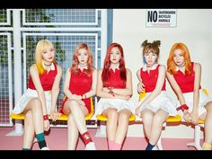 [Vyrl] SMTOWN_EN : #RedVelvet's 3rd mini album '#RussianRoulette' Songs and #MV drop ton
