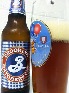 Brooklyn Oktoberfest: This is my favorite of the American Oktoberfest beers. It takes the sweetness down a notch compared to some of the others. $10/six-pack.