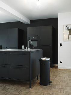 Vipp kitchen in a Hamburg home