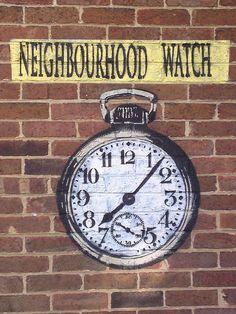 Neighbourhood Watch, Orpington!
