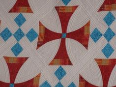 royal cross quilt - Google Search