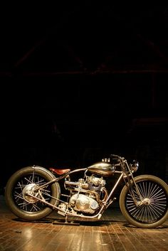 Bobber Inspiration | Bobbers Custom Motorcycles: Photo