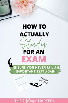 Ace your next college exam with this ultimate guide to studying. Learn how to create the ultimate study system with the best college study tips, note taking organization, time management hacks, and a free study printable with a detailed task list and study schedule. Perfect for any student looking for motivation and ideas on how to take on finals week. Read now to learn how to get A's and prepare for your next hard exam. #college #collegetips #study #studygram #studyspo #finals