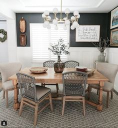 Best Recommended Dining Room Design For Your Dream House Dining Room Walls, Dining Room Design, Design Table, Chair Design, Rooms Ideas, Dining Room Inspiration, Room Set, Interiores Design, Kitchen Decor