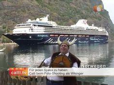 www.cruisejournal.de #Kreuzfahrt #Cruise #Calli #Norwegn #MeinSchiff2  Calli on tour: Norwegen I