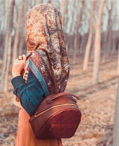 Earth tones in fall - check out: Esma <3
