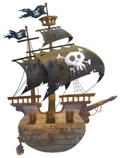 Confira meu projeto do @Behance: \u201cPenguins Make Bad Pirates - PlayKids\u201d https://www.behance.net/gallery/54048767/Penguins-Make-Bad-Pirates-PlayKids