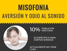 Si no soportas los ruidos de la boca o similares, padeces Misofonía: hablamos de este síndrome, la escala de evaluación de los síntotmas o qué puedes hacer.