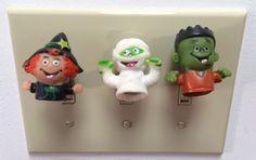 Halloween Set of 4 Buddies
