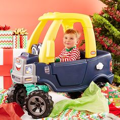 Take a look at the Little Tikes event on zulily today!