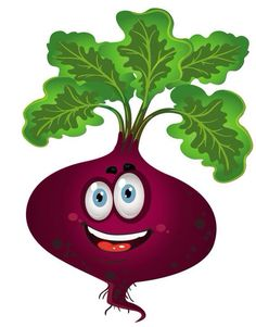 beets Source by sarositimea Fruit And Veg, Fruits And Veggies, Preschool Crafts, Crafts For Kids, Funny Vegetables, Root Vegetables, Vegetable Cartoon, Funny Fruit, Food Clipart