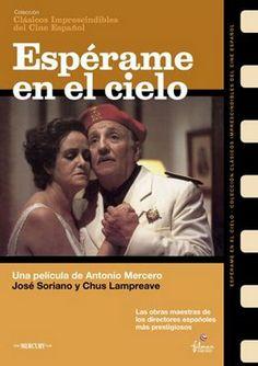 Espérame en el cielo (1988) España. Dir: Antonio Mercero. Comedia. Sátira. Romance. Franquismo - DVD CINE 1188