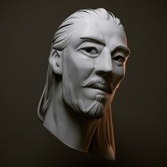 3d Model Character, Game Character Design, Character Modeling, Character Art, Character Concept, Facial Expressions Drawing, Zbrush Tutorial, Figure Sketching, Modelos 3d