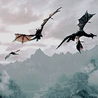 dragon, dragons and skyrim image on We Heart It Dragon Warrior, Dragon Rider, Dragon Age, Blue Dragon, Book Aesthetic, Character Aesthetic, Aesthetic Pictures, Mythological Creatures, Mythical Creatures