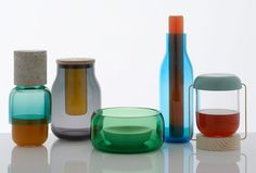 Preserve Jars by Mathias Hahn, Featured on sharedesign.com.