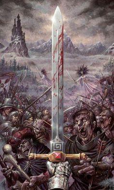 Empire vs. Vampire Counts Sigmar Protects