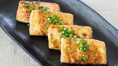 This pan-fried tofu recipe has a crisp exterior which retains flavor, while remaining soft and creamy on the inside. Get the vegan recipe at PBS Food.