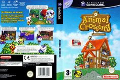 Animal Crossing - Nintendo Gamecube. Spent many hours on this very cute and simple game.