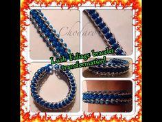 Lush Foliage Bracelet BLING TRANSFORMATION - hook only