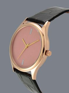 Simple Watch (Rose gold)