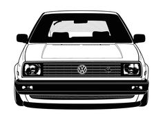 Welcome to Volkswagen UK. Discover all the information about our new, used & electric cars, offers on our models & financing options for a new Volkswagen today. Electric Car Engine, Vw Tdi, Cool Car Drawings, Volkswagen Golf Mk1, Golf Mk2, Car Vector, Vw Cars, Super Cars, Ford