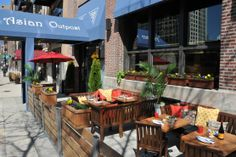 52 new Chicago patios, rooftop bars and outdoor spaces - April 2014