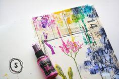 art journal inspiration - DLP 4.4.15 -Rae Missigman