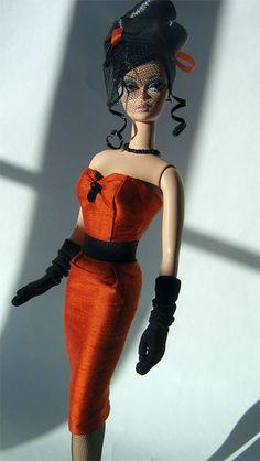 Zucca Fashion for Silkstone Barbie and Fashion by Delmoltoamore, $59.90