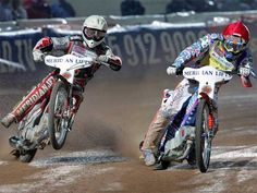 Defending champion Jason Crump at round two of the 2007 Speedway Grand Prix World Championship. http://www.knfilters.com/news/news.aspx?ID=756