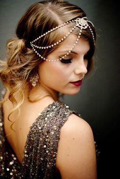 Gatsby Hairstyles Easy 1920'sgreat Gatsby Hair Tutorial  1920Smadeline