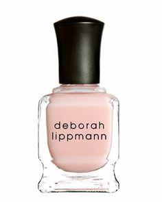 Deborah Lippmann Tiny Dancer Nail Lacquer - Neiman Marcus - love the name!!!