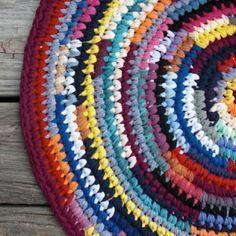 Free Easy Crochet Rug Patterns | Debs Crochet: My Crochet Today