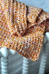 Easy Baby Afghan Tutorial/ easy/ FREE CROCHET pattern/ can easily be used to create adult version