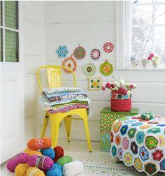 la stanza del crochet